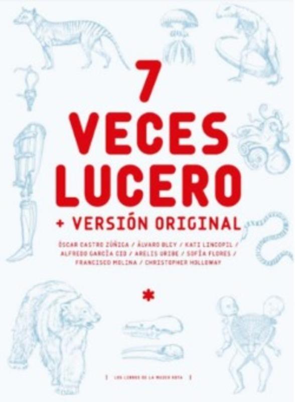 7 VECES LUCERO