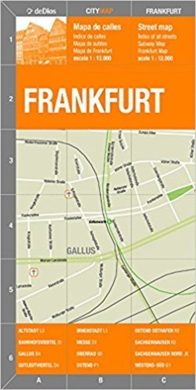 FRANKFURT (CITY MAP)