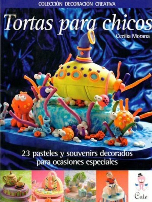TORTAS PARA CHICOS