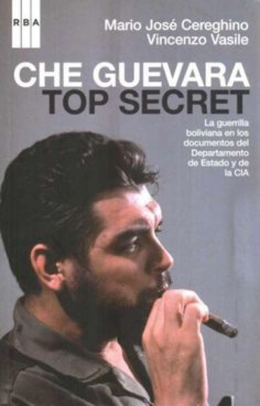 CHE GUEVARA TOP SECRET