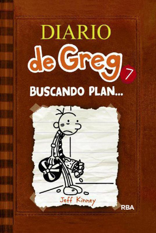DIARIO DE GREG 7: BUSCANDO PLAN