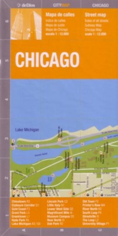 CHICAGO (CITY MAP)
