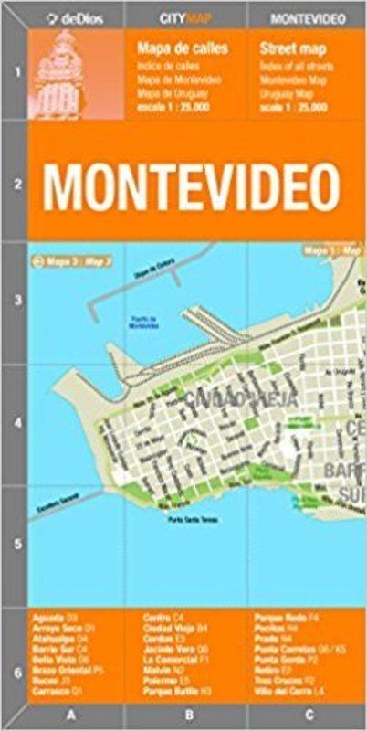 MONTEVIDEO (CITY MAP)