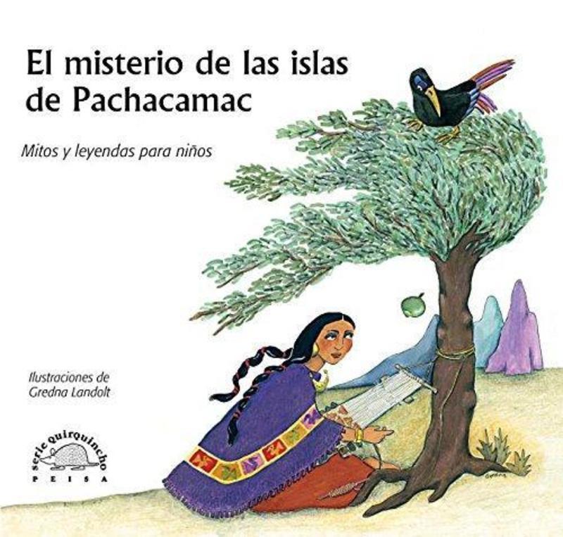 EL MISTERIO DE LAS ISLAS DE PACHACAMAC OTROS RELATOS