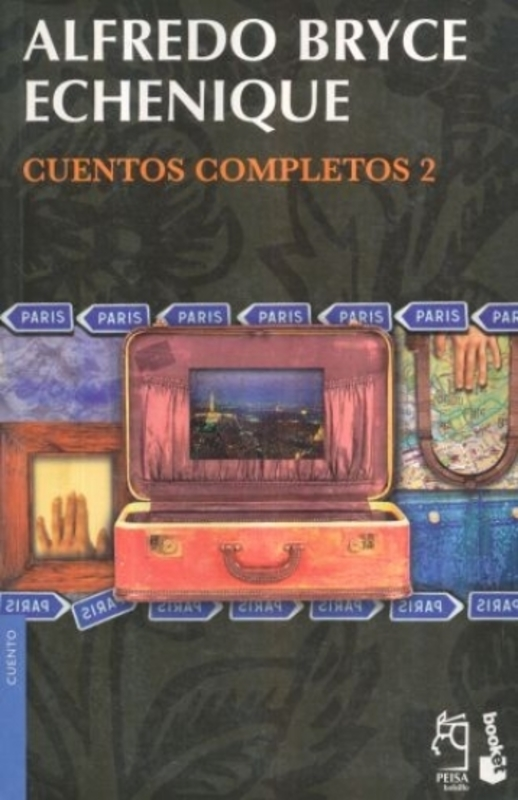 CUENTOS COMPLETOS 2 (ALFREDO BRYCE)