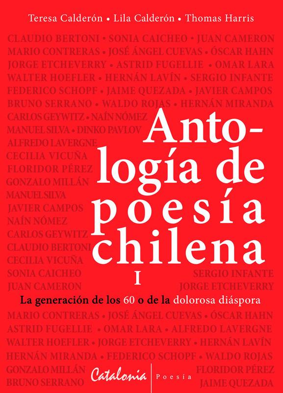 ANTOLOGIA DE POESIA CHILENA I