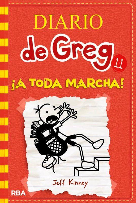 DIARIO DE GREG 11 A TODA MARCHA
