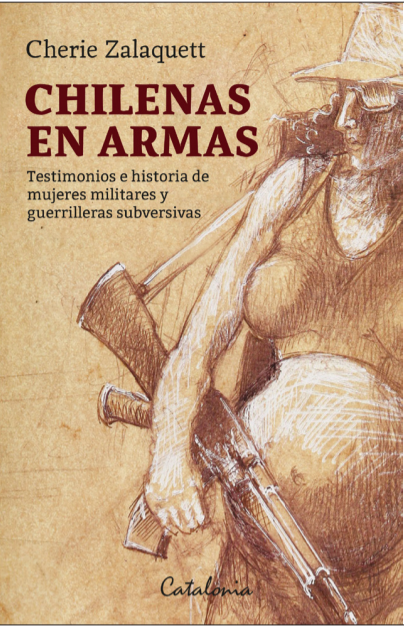 CHILENAS EN ARMAS