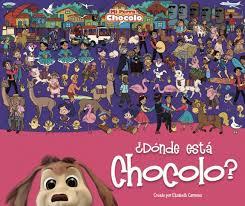 DONDE ESTA CHOCOLO