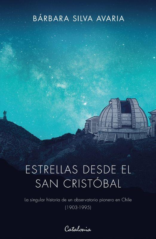 Portada del libro Estrellas desde el San Cristóbal
