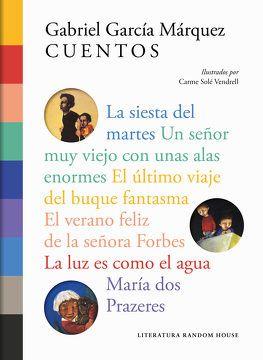 CUENTOS ILUSTRADOS GABRIEL GARCIA MARQUEZ