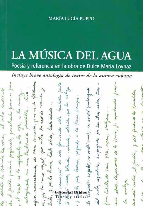 LA MUSICA DEL AGUA
