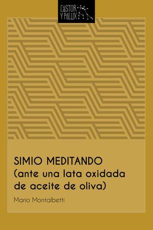 SIMIO MEDITANDO