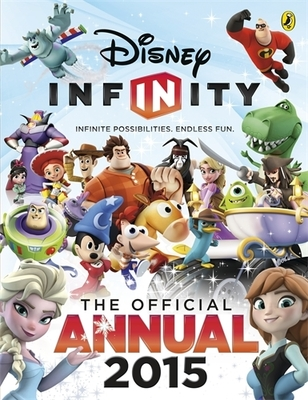 DISNEY INFINITY. THE OFFICIAL ANNUAL 20151