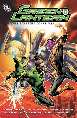 GREEN LANTERN: THE SINIESTRO CORPS WAR1