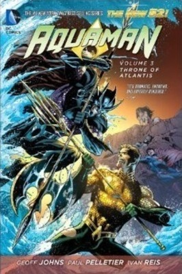 AQUAMAN: THRONE OF ATLANTIS VOL 31