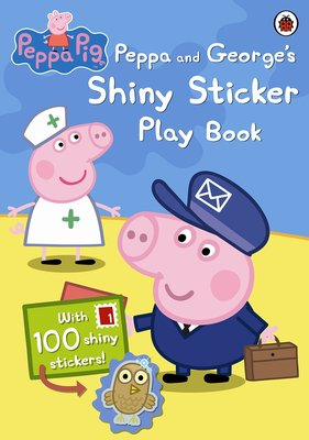 PEPPA AND GEORGES SHINY STICKER PLAY BOOK1