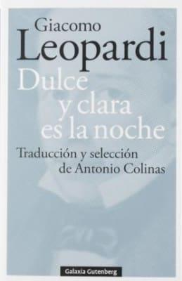 DULCE Y CLARA ES LA NOCHE1