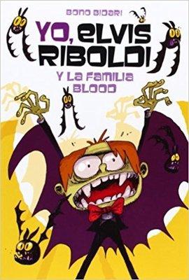 YO, ELVIS RIBOLDI Y LA FAMILIA BLOOD 81