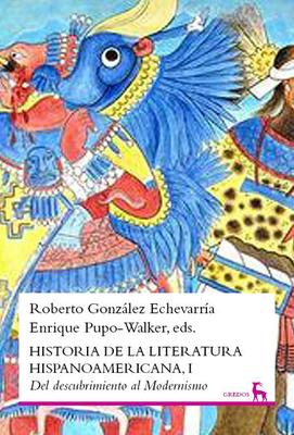 HISTORIA DE LA LITERATURA HISPANOAMERICANA  I1