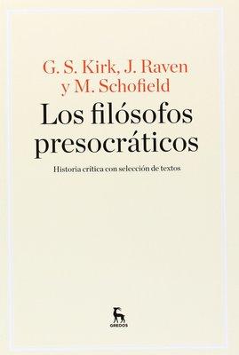 LOS FILOSOFOS PRESOCRATICOS1