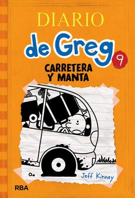 DIARIO DE GREG 9: CARRETERA Y MANTA (TD)1