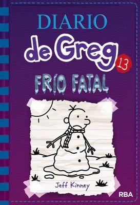 Diario de Greg 13 Frío Fatal1