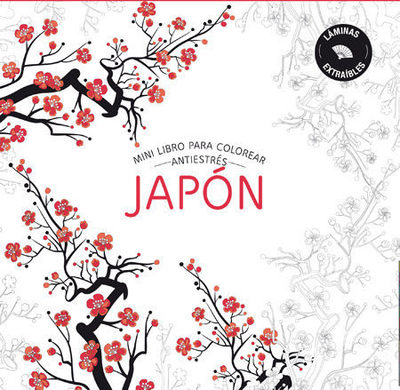 MINI LIBRO PARA COLOREAR: JAPON1