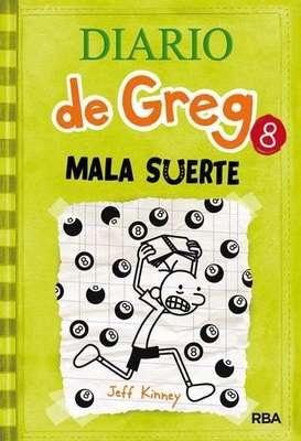 DIARIO DE GREG 8: MALA SUERTE (NVA ED)1