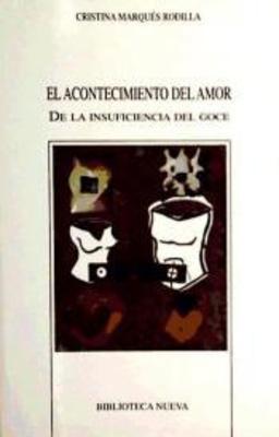 EL ACONTECIMIENTO DEL AMOR DE LA INSUFICIENCIA AL GOCE1