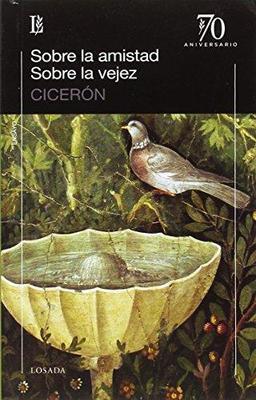 SOBRE LA AMISTAD, SOBRE LA VEJEZ (70 ANIV)1