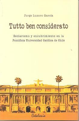 TUTTO BEN CONSIDERATO - SECTARISMO Y ENCUBRIMIENTO1