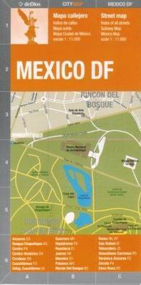 MEXICO (CITY MAP)1
