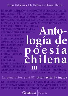 ANTOLOGIA DE POESIA CHILENA III1