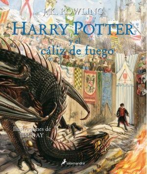 HARRY POTTER Y EL CALIZ DE FUEGO (ILUSTRADO)1