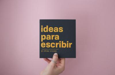 IDEAS PARA ESCRIBIR