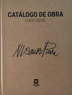 CATALOGO DE OBRA NICANOR PARRA1