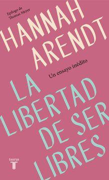 LA LIBERTAD DE SER LIBRES1