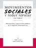 MOVIMIENTOS SOCIALES Y PODER POPULAR EN CHILE