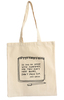 TOTE BAG IF YOU GO HOME