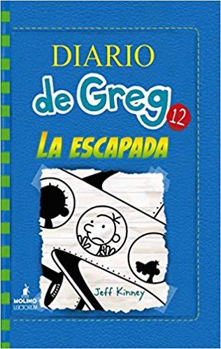 DIARIO DE GREG 12: LA ESCAPADA