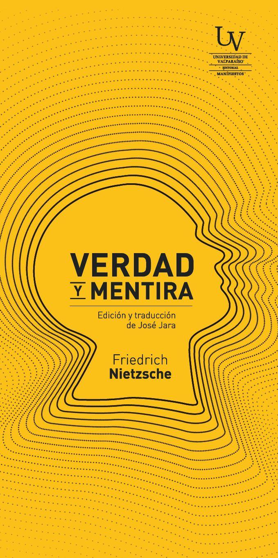 VERDAD Y MENTIRA