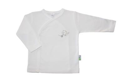 Polera Kimono Blanca