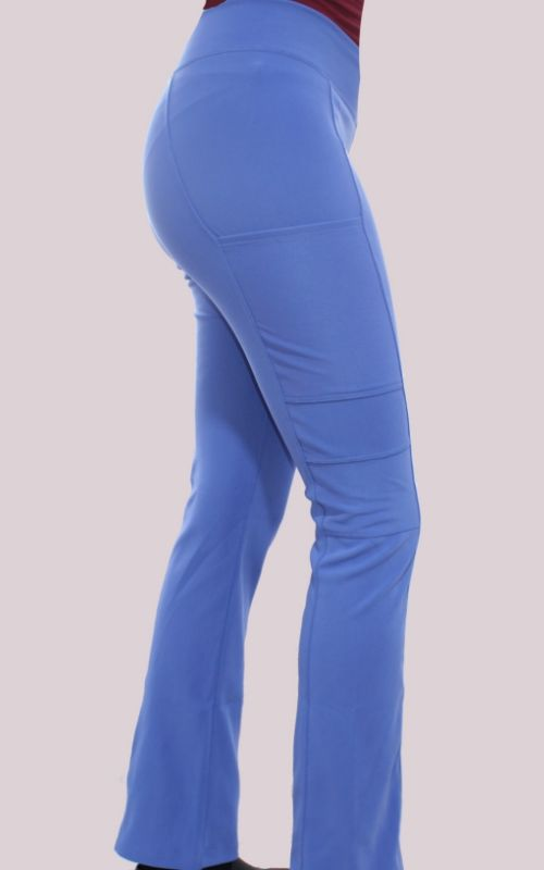 Pantalon Mujer Flex Pro M.OT Liso Jacinto
