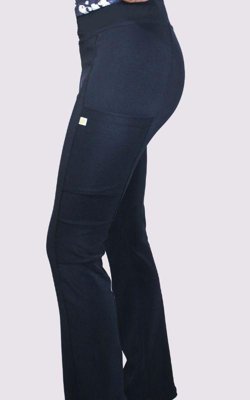 Pantalon Mujer Flex Pro M.OT  Az.Marino