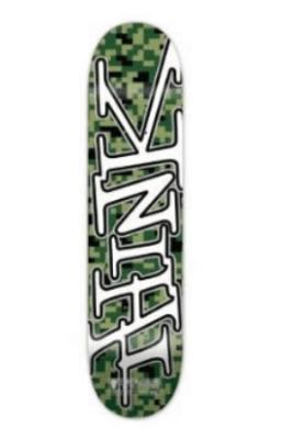 Deck Think Tag Logo Camo 8,1251
