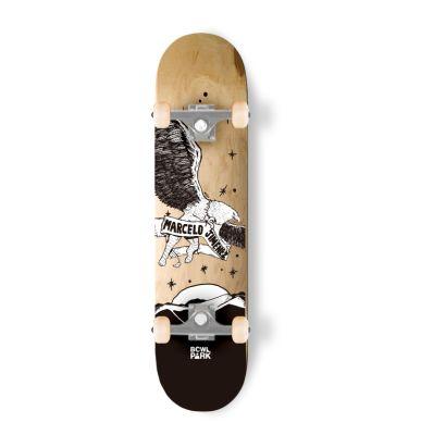 Skateboard completo Bowlpark Marcelo 7,751