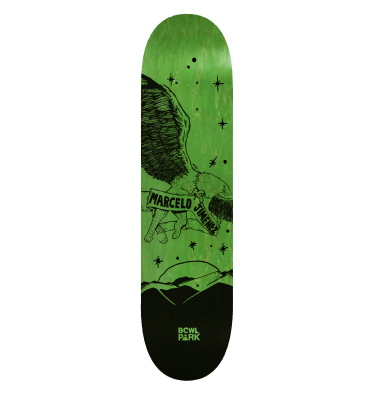 Tabla Bowlpark Marcelo 8,251