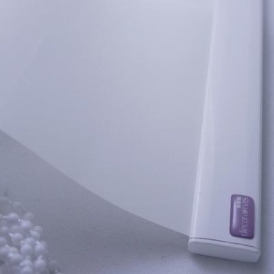 Cortina Roller Translucida Crema