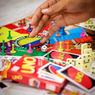 juegos de mesa y puzzles